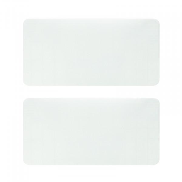 REPAIR PATCH M - WHITE