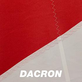 Standard: Dacron Segeltuch